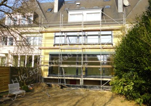3D-Aufbau Beispiel: Ein- & Mehrfamilienhäuser
